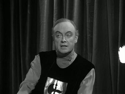 Plan 9 From Outer Space - John Breckinridge