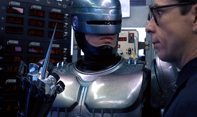 More Reflections On Robocop Aka Paul Verhoeven Is Awesome