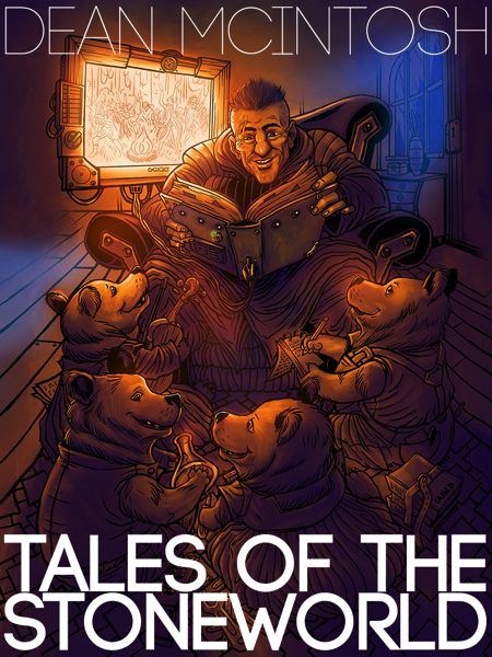 Cover art for Tales of the Stoneworld